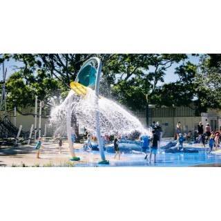 Wynnum Whales Splashpark