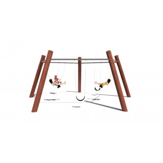 Rustik 5 Way Swing - Small