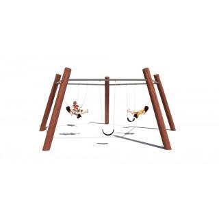Rustik 5 Way Swing - Small