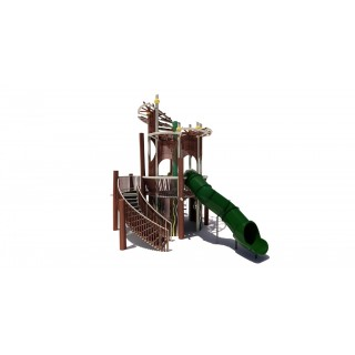 Timber Tops Junior Tower