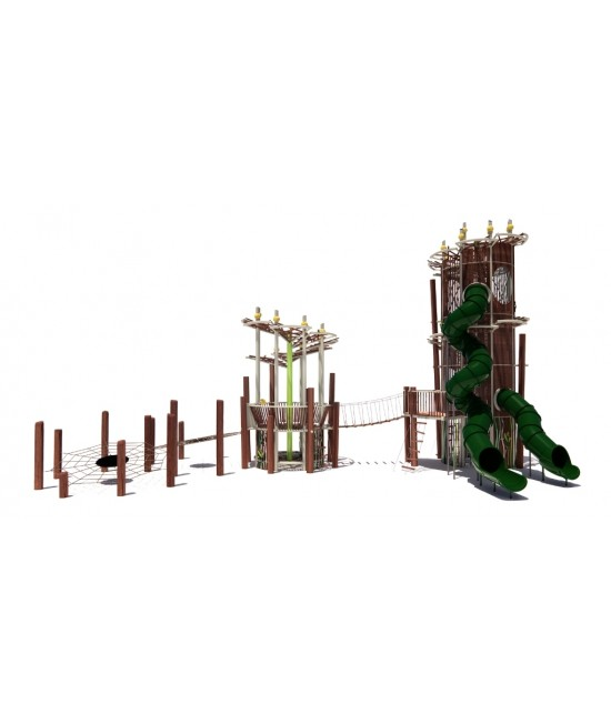 Timber Tops Tower and Hangout