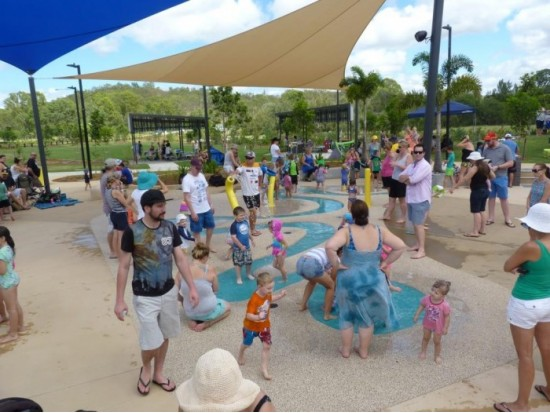 Aquatic Play – a real Point of Difference