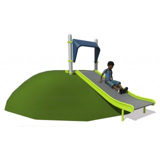 1.0m Roller Embankment Slide