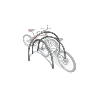 Arches Triple Bike Rack
