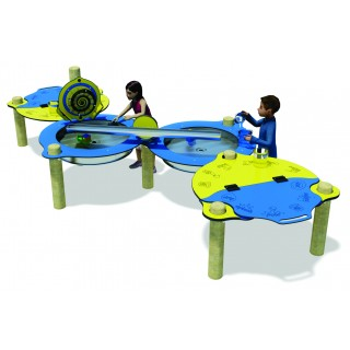 Double Basin-Seesaw-Wheel - PD118