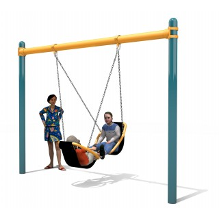 Friendship Swing with Single Post Swing  - LS458