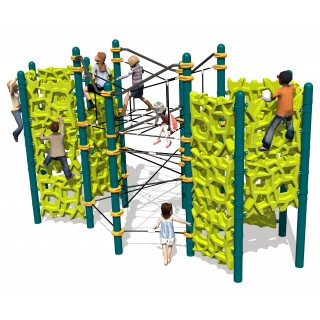 GeoPlex Trailblazer Climber 5 Post to 5 Post