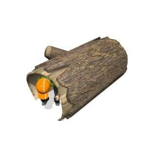 Log Crawl Tunnel