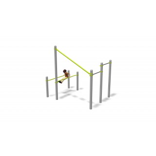 Parallel Pull-up Bar Combo