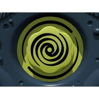 Rain Sound Wheel Panel