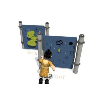 Space Travel Panel