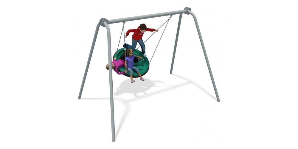Team Swing Stainless Steel (Green)
