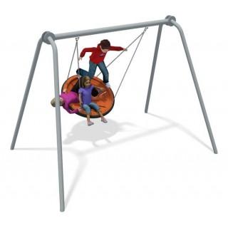 Team Swing Stainless Steel (Orange)