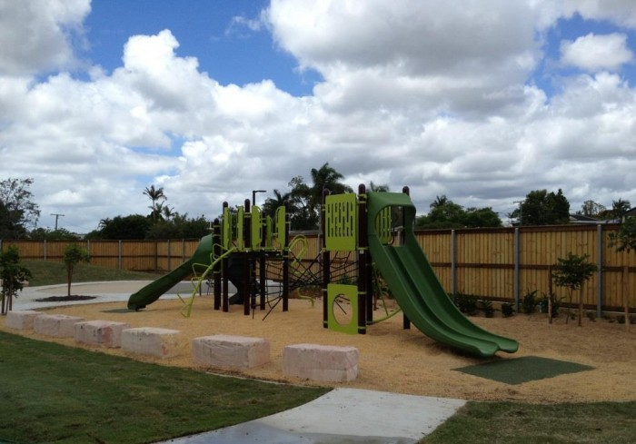 Cannon Hill Anglican College Playscape Creations