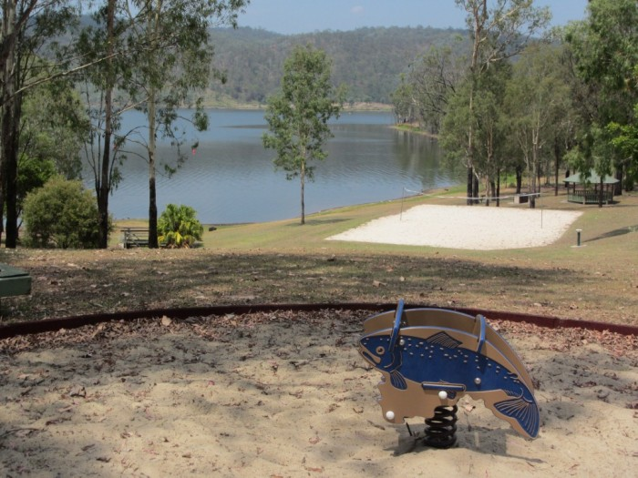 Cressbrook Dam, Crows Nest : Playscape Creations