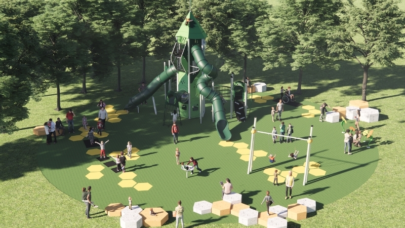 Creating Inclusive Play Environments