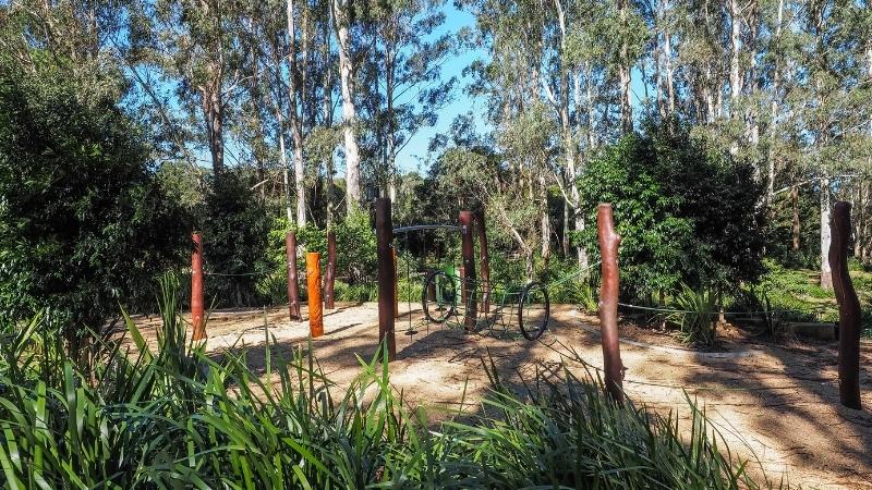 Lions Park Mt Tamborine in 2021