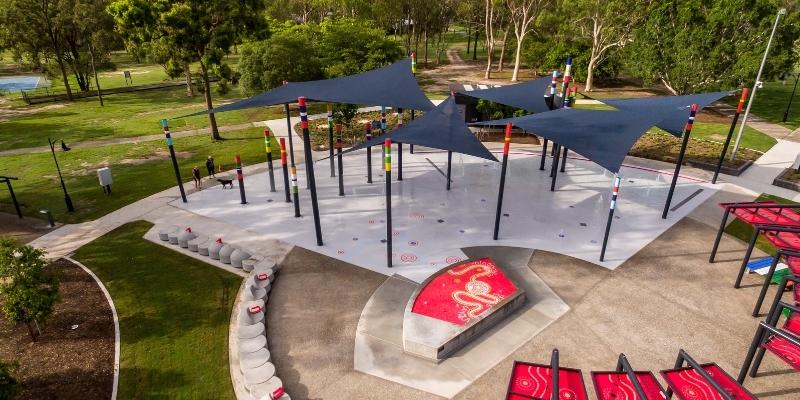 Logan Gardens Splashpark