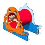 Octopus & Shark Tunnel - PD175