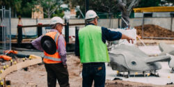 Our Construction team takes your project to completion
