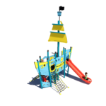 Play Galleon Pirate Ship