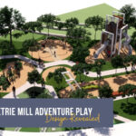 Petrie Mill Adventure Play Design Revealed