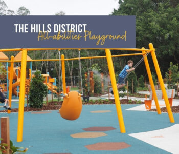 The Hills District All-abilities Playground