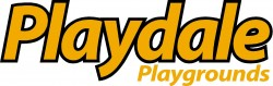 Playdale Logo + Yellow Text