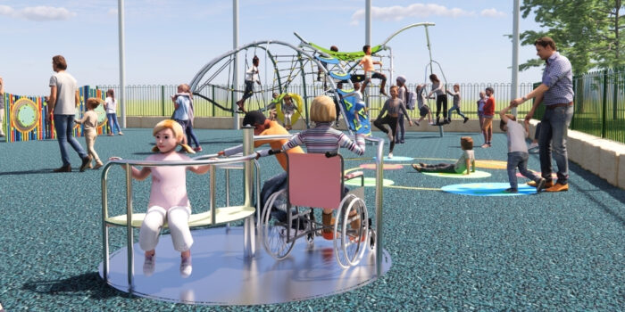 Create an Inclusive Playspace