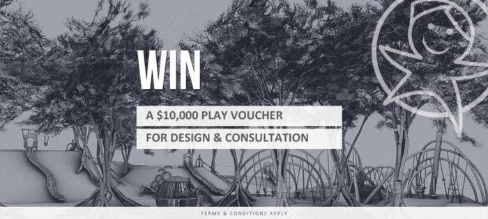 Win a $10,000 play design voucher