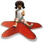 Starfish Small - PP019