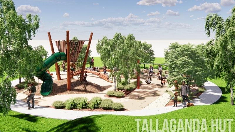 Tallaganda Hut Concept Design